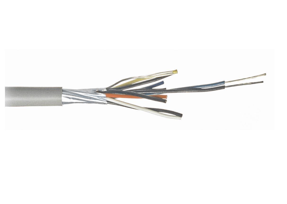 Belden Equivalent 9505 Cable 5 Pair Foil Shield Wire 100m Reel ...