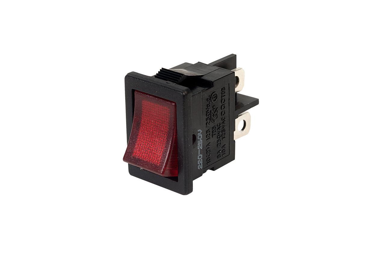 Neon Illuminated Double Pole Switches – TDIGroup