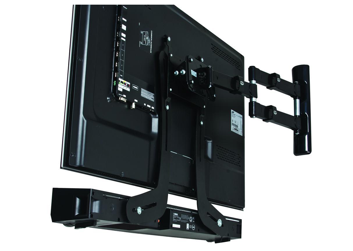 universal soundbar mount tdigroup. Black Bedroom Furniture Sets. Home Design Ideas