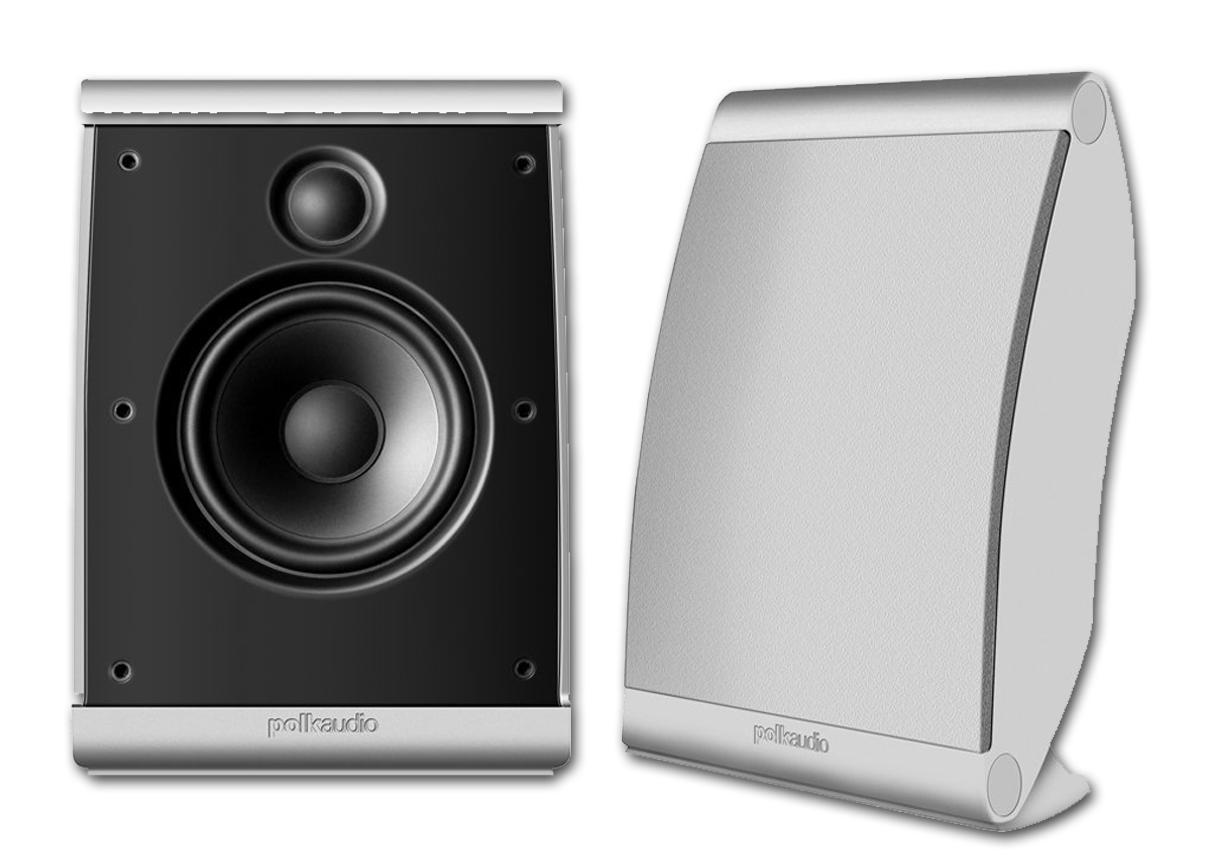 Polk Owm 3 Compact Surface Mount Speaker Tdigroup